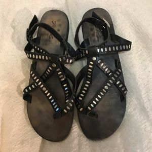LF | Rebels Leather Sandals